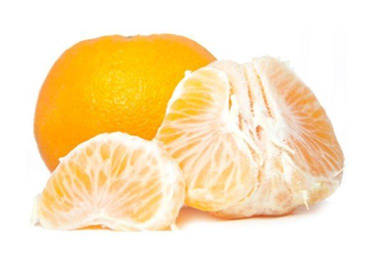 Mandarinas sin semillas