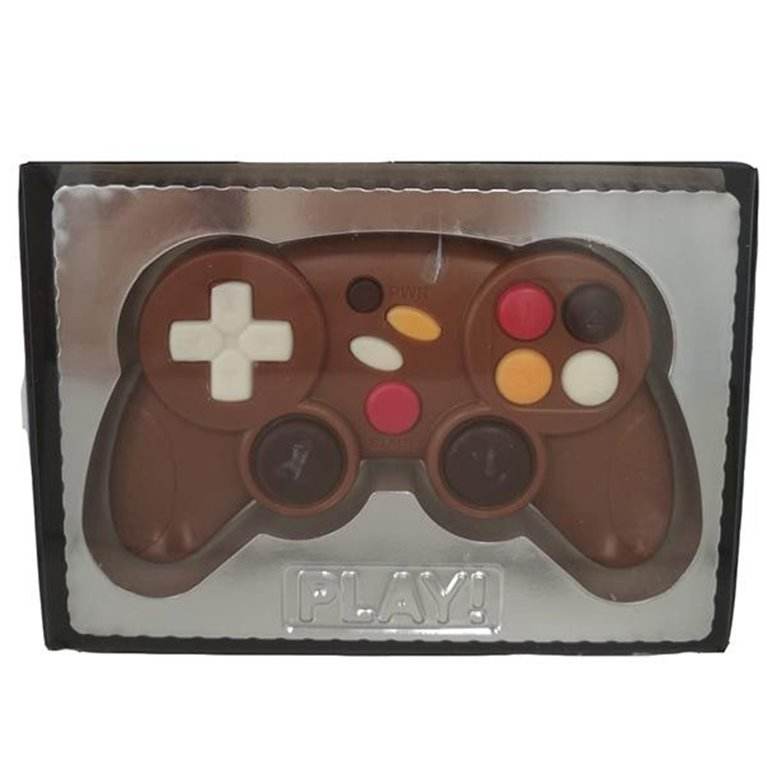 Mando Videojuego de Chocolate