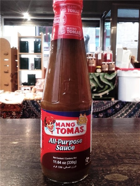 Mang Tomas All-Purpose Salsa 330g