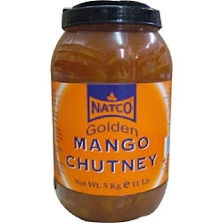 Mango Chutney Natco 5Kg, 1 ud
