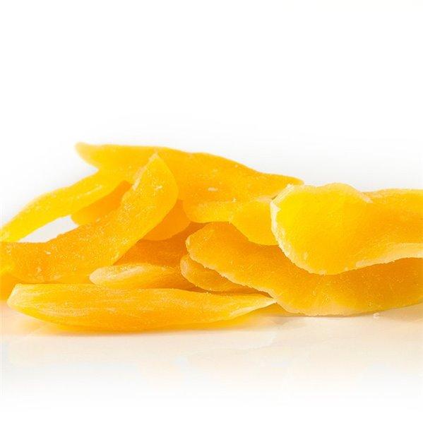 Mango con azúcar en tiras 250gr