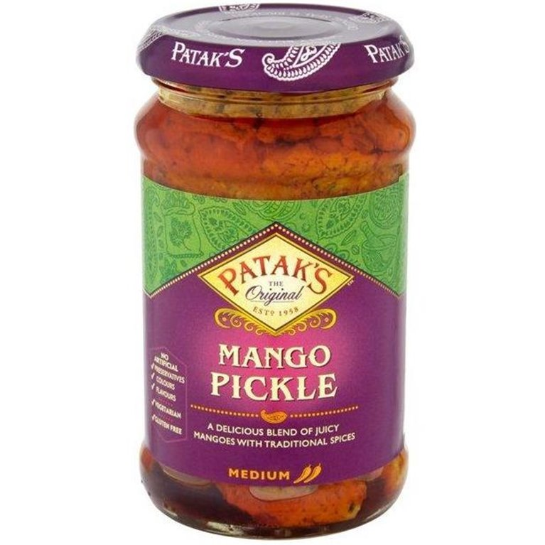 Mango Pickle 283g, 1 ud