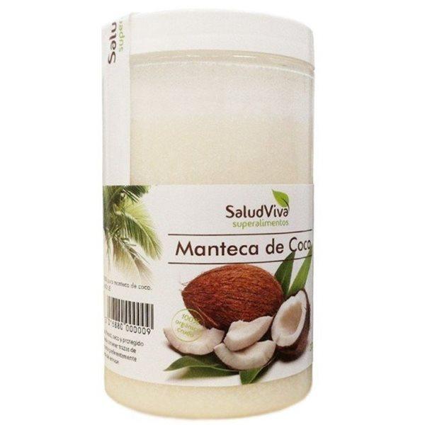 Manteca de Coco Bio 375g