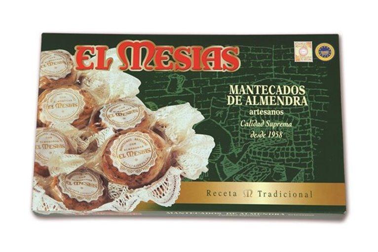 Mantecados de Almendra Artesanos IGP (500 gr)