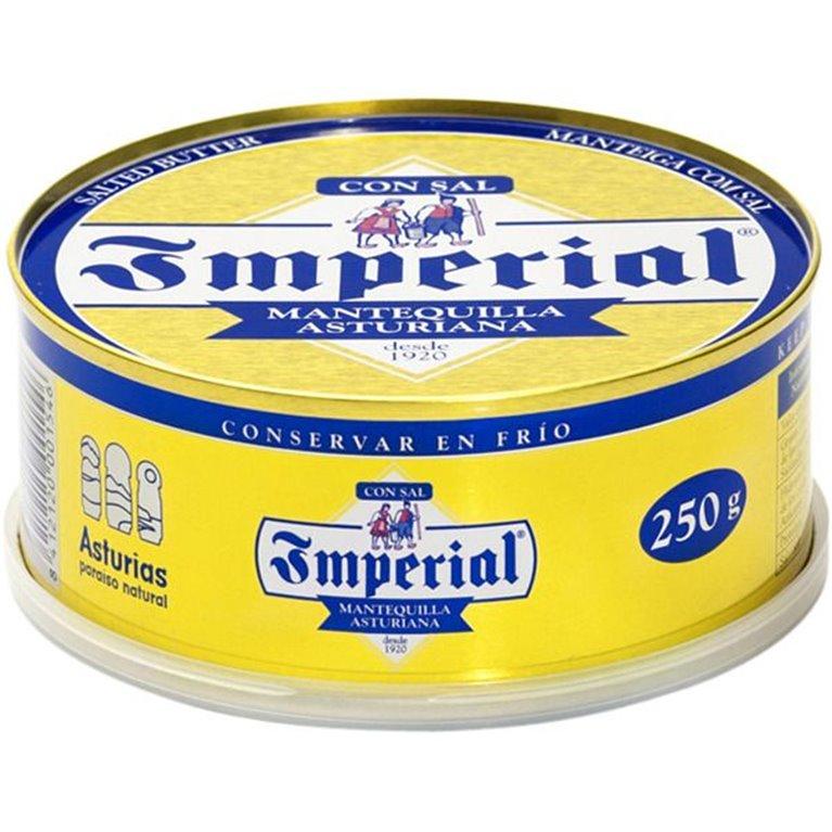 Mantequilla Asturiana Imperial Con Sal