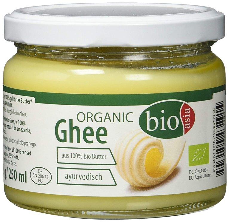 Mantequilla Clarificada Ghee Bio 229g
