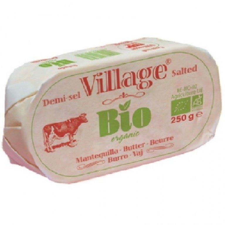 Mantequilla con sal bio 250gr, 1 ud