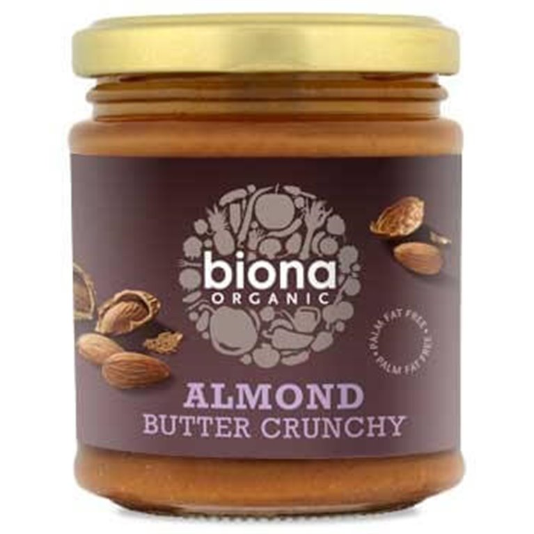 Mantequilla  de almendra - Biona