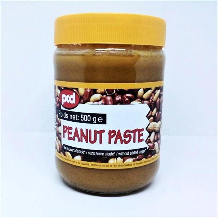 Mantequilla de cacahuete 500g, 1 ud