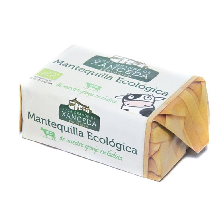 Mantequilla ECO 180g, 1 ud