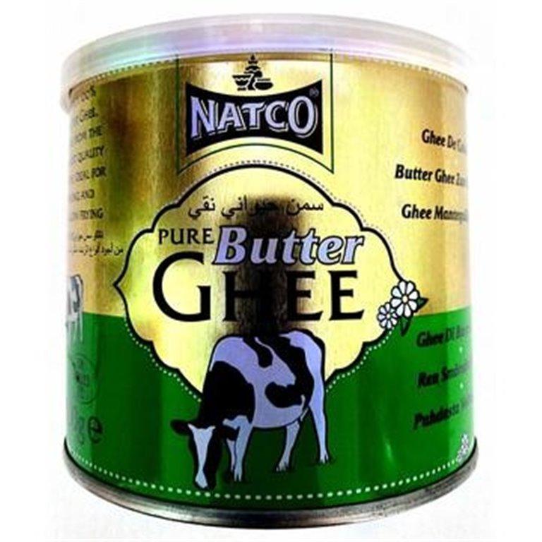 Mantequilla Clarificada Ghee Pura 500g
