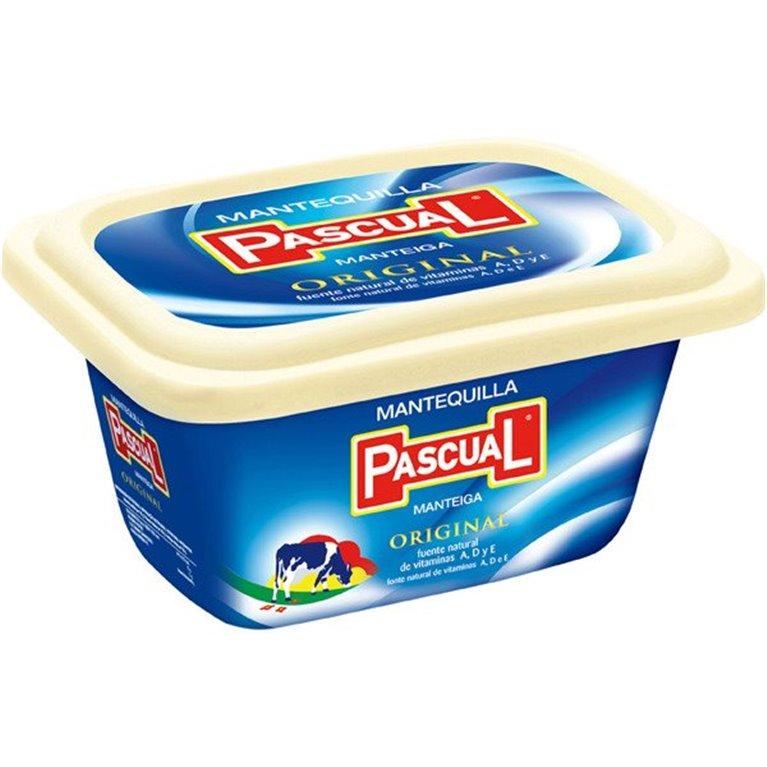 Mantequilla original Pascual (fuente de vitaminas A, D y E)