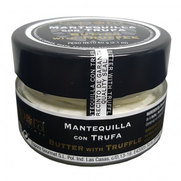 Salted Butter with Truffle 60G
