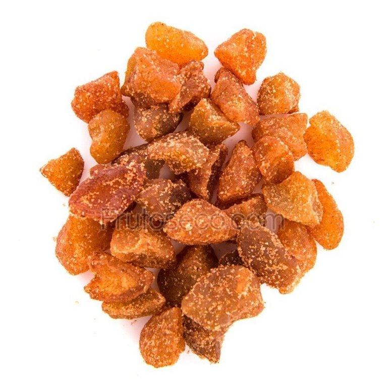 Manzana deshidratada con Canela, bandeja 250 gramos, 1 ud