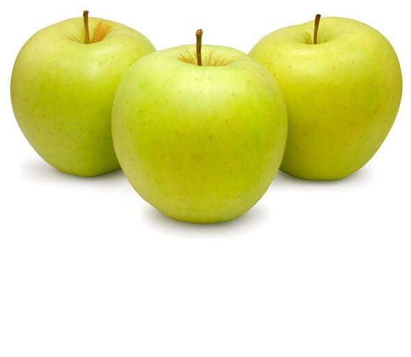 Manzana Golden Ecológica