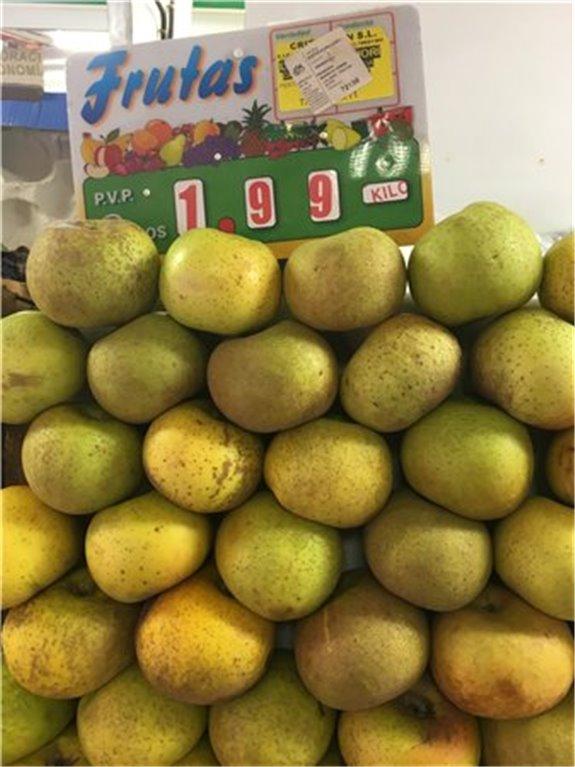 Manzana reineta verde