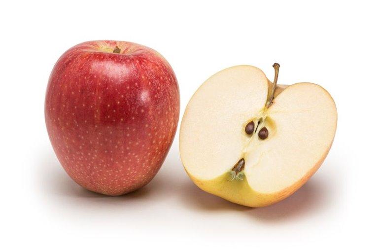 Manzanas de temporada