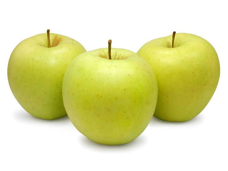 Golden apples (900-1000gr)