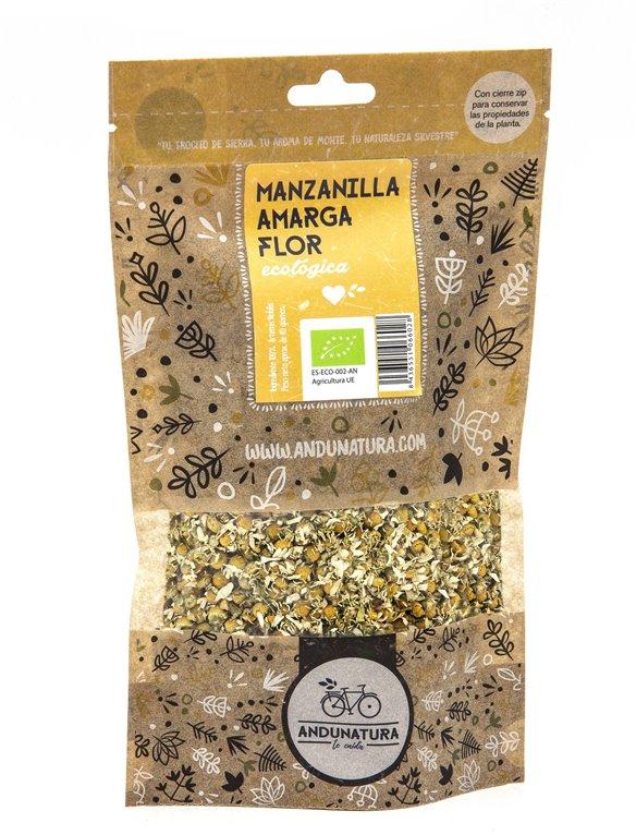 Manzanilla Amarga Bolsa Kraft 40gr ECO