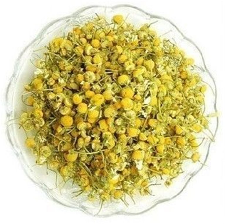 Manzanilla Dulce, bandeja 100 gramos, 1 ud