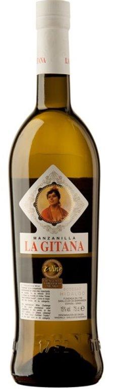 Manzanilla La Gitana, 1 ud