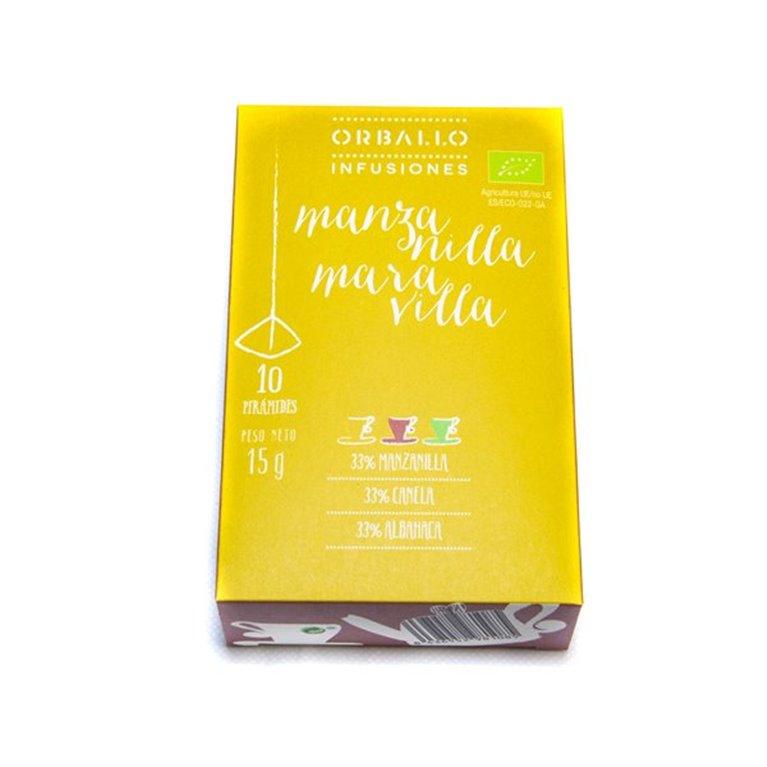 Manzanilla maravilla, 1 ud