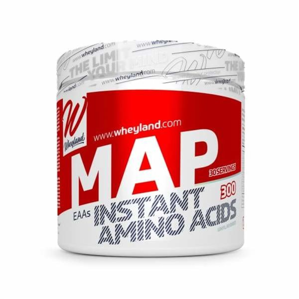 MAP EAAS Instant Amino Acids 300 Gr