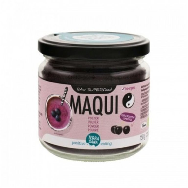 Maqui Polvo Raw Food