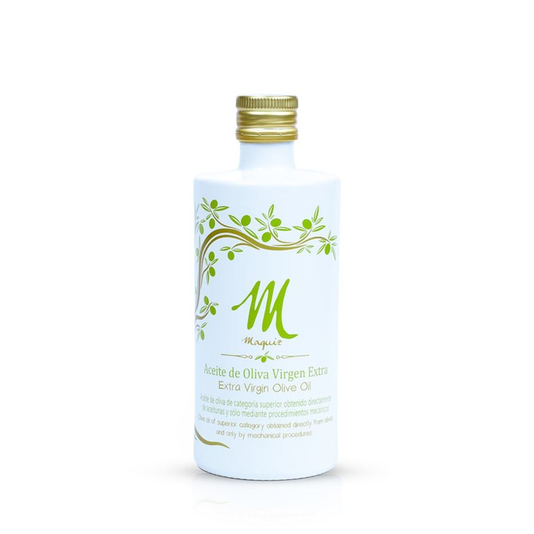 Maquiz - Picual - 12 Botellas 500 ml