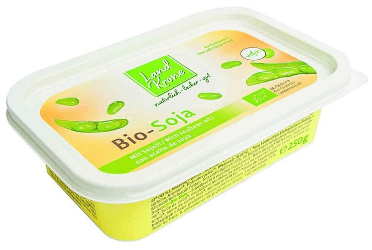 Margarina de soja (Para Untar), 250 gr