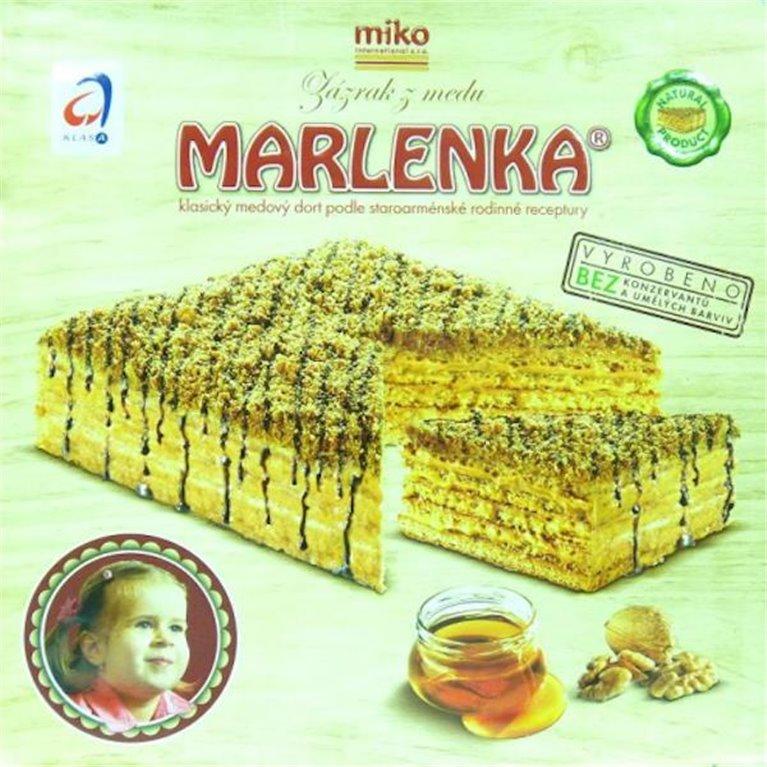 Marlenka con Nueces y Miel, 1 ud