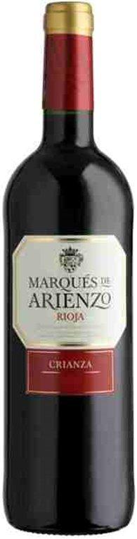Marques de Arienzo Crianza 2014, 1 ud