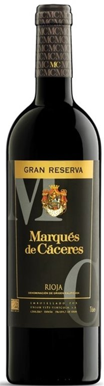 Marqués de Cáceres Gran Reserva 2011, 1 ud