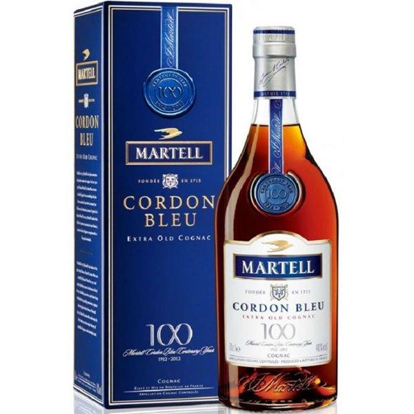 MARTELL CORDON BLUE 0,70 L. + ESTUCHE