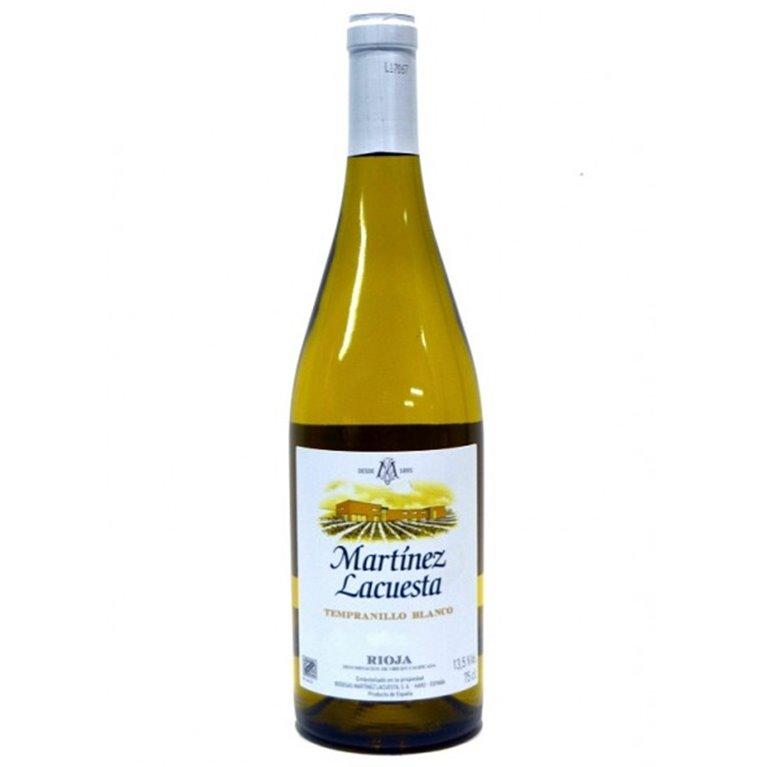 Martínez Lacuesta Vino Blanco Tempranillo 75 cl., 1 ud