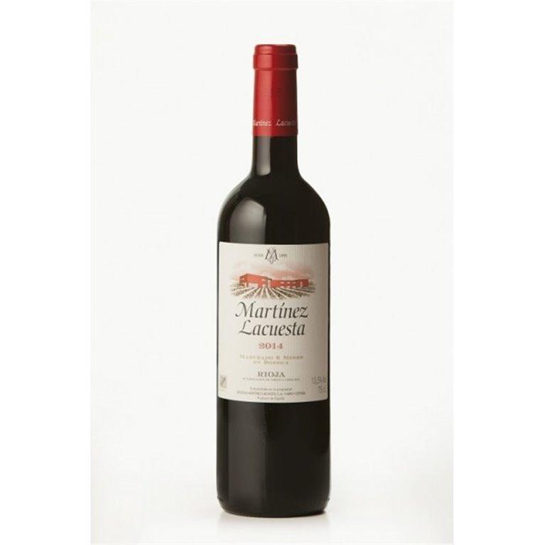 Martínez Lacuesta Vino Tinto Cosecha 75 cl., 1 ud