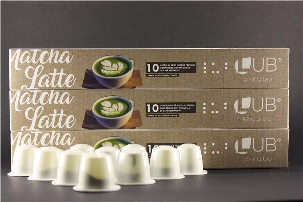 Matcha Latte Love U Bio (LUB)