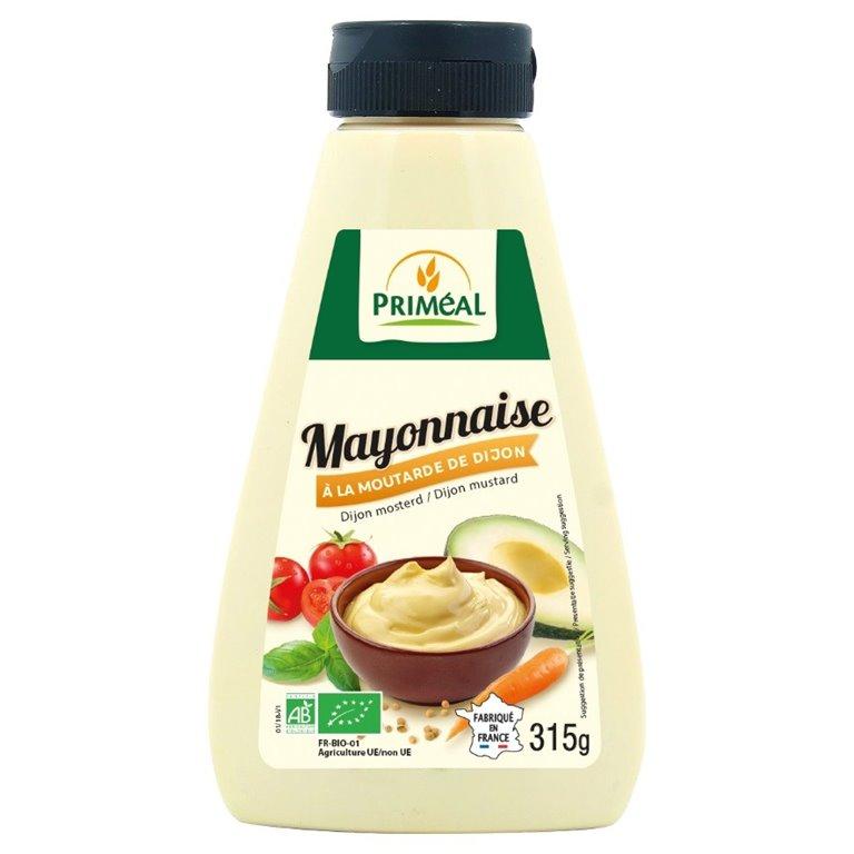 Mayonesa a la Mostaza de Dijon Bio 315g