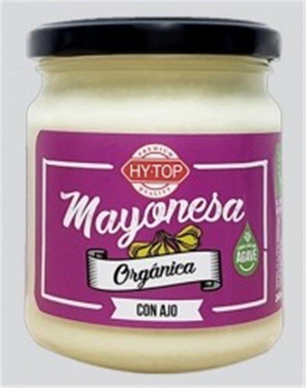 Mayonesa bio con ajo, 1 ud