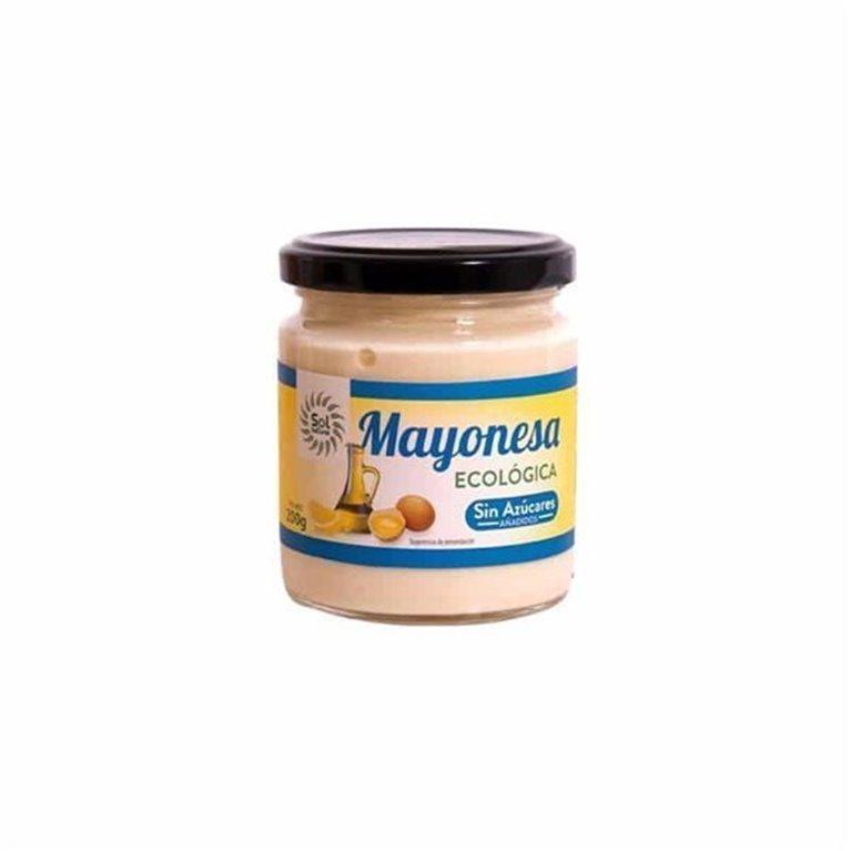Mayonesa Bio Solnatural 200g