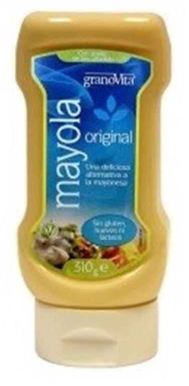Mayonesa Original (Sin Huevo) 310g