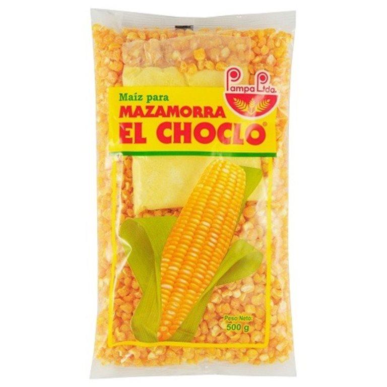 MAZAMORRA AMARILLA EL CHOCLO 500GR