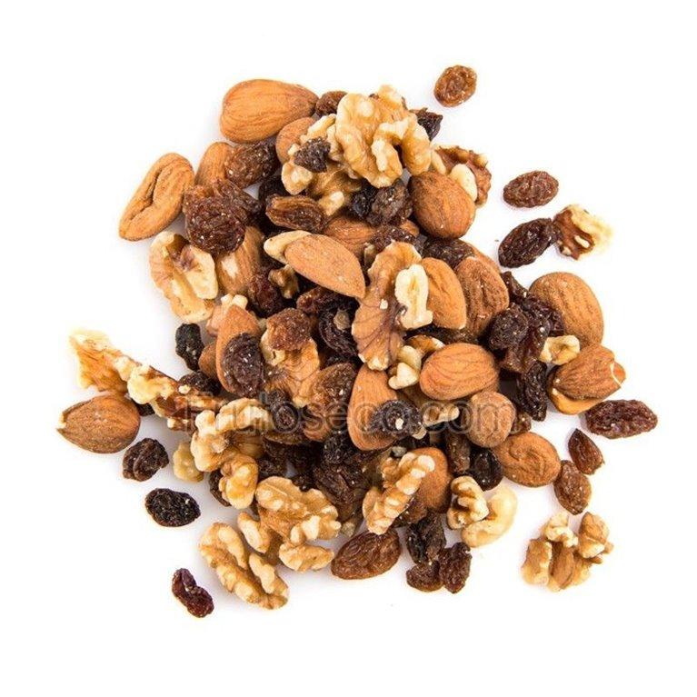"""Mediterraneo Mix """"frutos secos crudos"""", bolsa 250 gramos., 1 ud"""