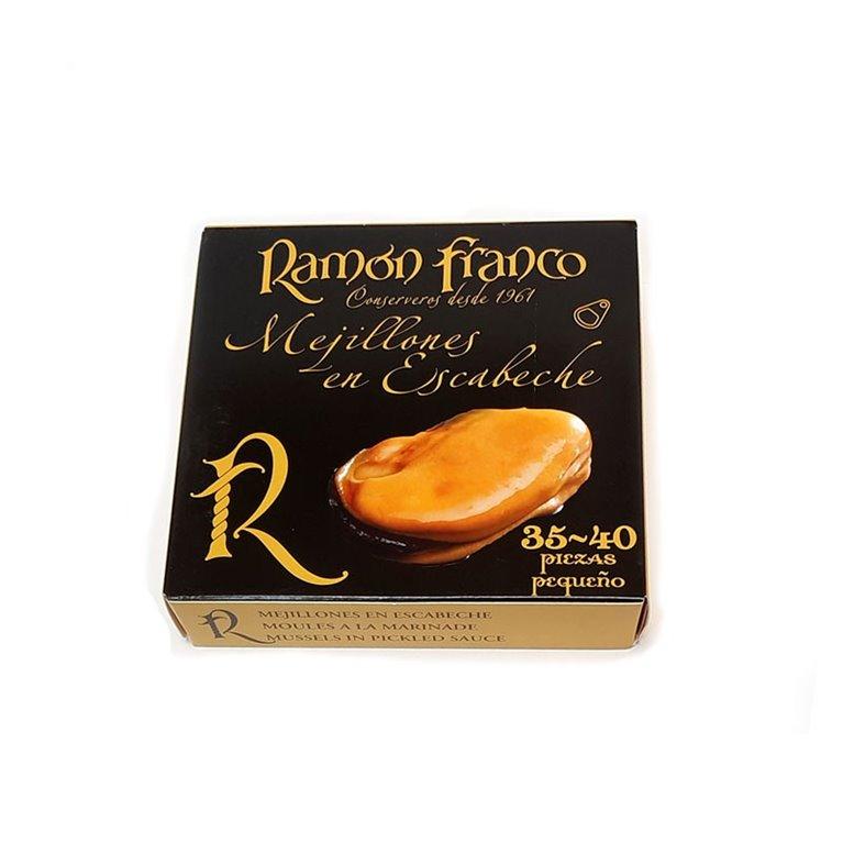 Mejillon en escabeche 35/40 Ramón Franco