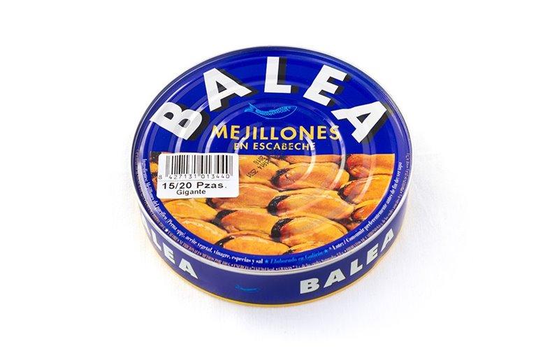 MEJILLON GIGANTE ESC. PACIFICO RO-550 15/20 BALEA
