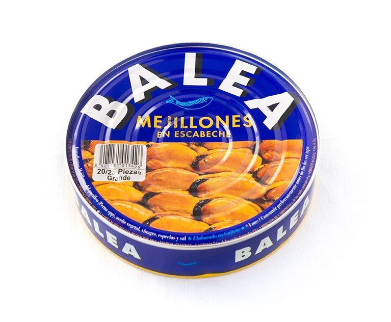 MEJILLON GIGANTE ESC. PACIFICO RO-550 20/25 BALEA