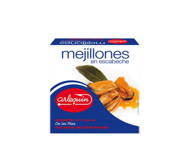 Sardinillas en aceite de oliva Arlequín, 1 ud
