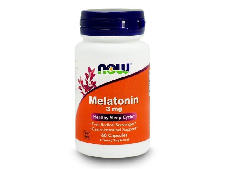 Melatonina 3mg - 60 cápsulas