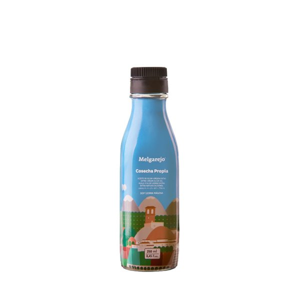 Melgarejo - Cosecha Propia - Picual - 12 Botellas 250 ml