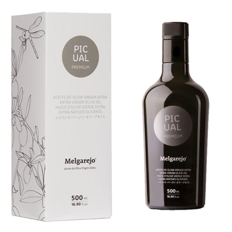 Melgarejo - Picual - 6 Estuches Botella 500 ml